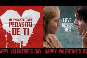 WARM BODIES Spanish Valentine's Day Cards! 1