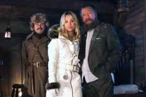 New Priceline TV Spot Teams William Shatner And Kaley Cuoco With A Russian Bear
