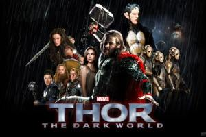 New Official Thor 2 Trailer