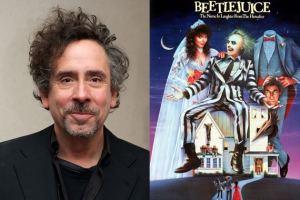 Tim Burton In Talks For Classic 'Beetlejuice' Sequel