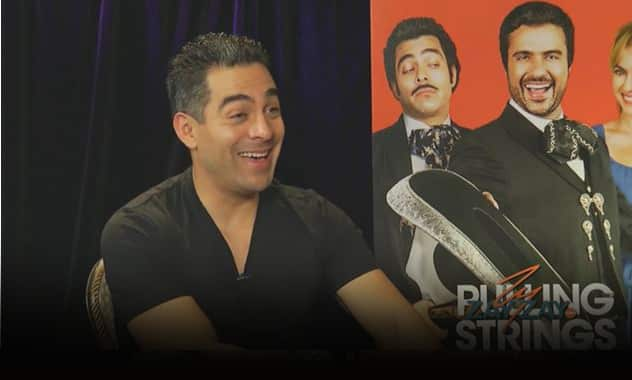 Omar Chaparro - Pulling Strings Interview- ZayZayCom 2