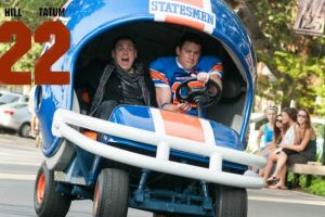 22 JUMP STREET Trailer - The Jump Boys Headed To College
