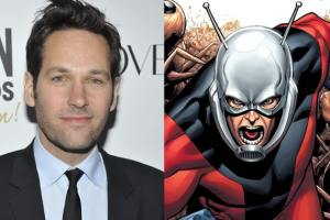 """Paul Rudd Has Been Chosen To Star In, And As, Marvel's """"Ant-Man"""""""