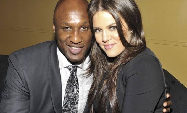 Why Khloe Kardashian Has Not Read Ex-Husband Lamar Odoms Book