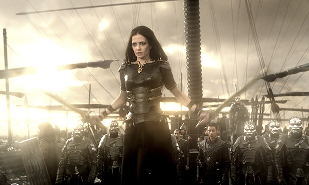 New Behind-the-Scenes video for 300: RISE OF AN EMPIRE