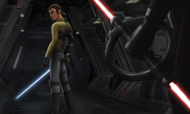 Meet the upcoming TV show Star Wars Rebels new cowboy Jedi, Kanan 2