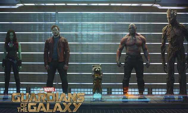 'Guardians Of The Galaxy' Gets Its First Trailer