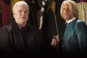 'Hunger Games'  filmmakers decide to make a CGI of Philip Seymour Hoffman for last scenes 2