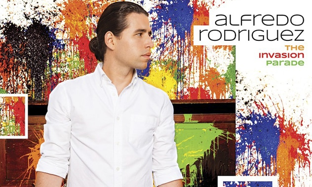 Listen to the new album 'The Invasion Parade' from Cuban jazz pianist Alfredo Rodriguez
