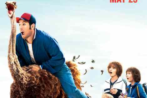New Artwork for BLENDED Starring Adam Sandler & Drew Barrymore 2