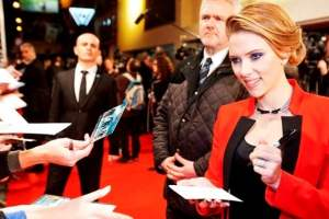 CAPTAIN AMERICA: THE WINTER SOLDIER / Paris Premiere Photos 1