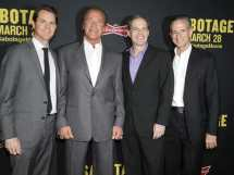 SABOTAGE (in theaters March 28)  -  Photos from LA Premiere  20