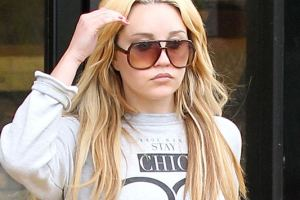 Amanda Bynes Finishes First Quarter Of Fashion School, Doing Well