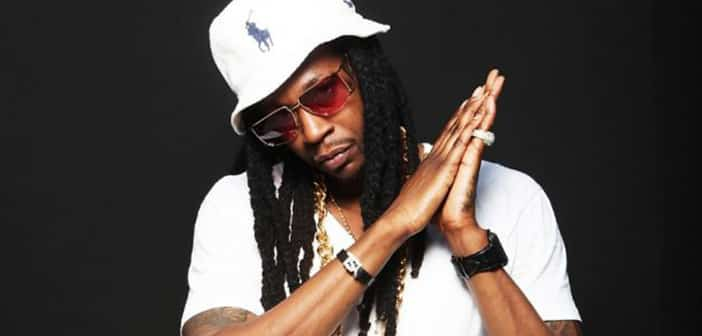 2 Chainz Arrested For Sizzurp Abuse