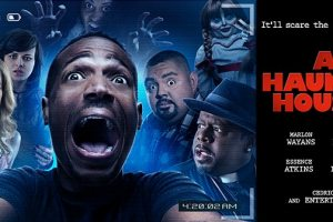 A HAUNTED HOUSE 2  - In theaters 4/18 starring Gabriel Iglesias and Marlon Wayans 1