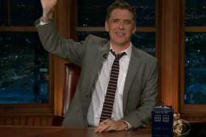 Craig Ferguson Will Be Leaving 'The Late Late Show'