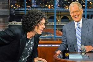 Public opinion is leaning towards Howard Stern, he's had no offers to replace Letterman