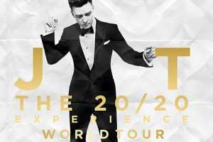 Justin Timberlake Shares his new 20/20 U.S. tour Dates -Check near you!
