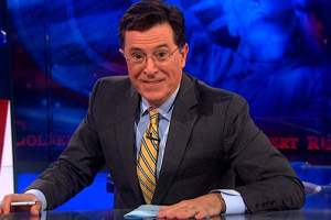 "Stephen Colbert confirmed to replace David Letterman as ""The Late Show"" host"