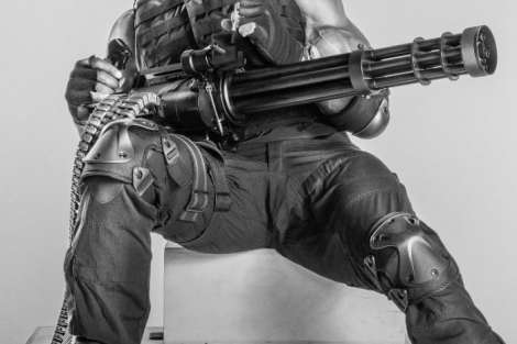 Check out these 16 cool new EXPENDABLES 3 Posters & Teaser Trailer 15