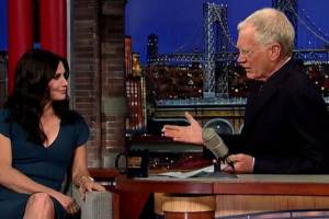 Hey, Courteney Cox, How's That 'FRIENDS' Reunion Going?