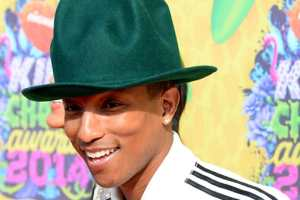 Pharrell WilliamsTaking Over For Cee Lo Green on The Voice