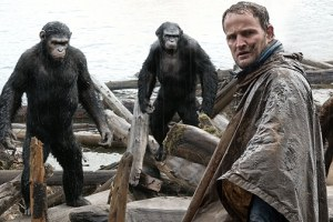 New Planet of the Apes Extended Trailer- The Apes Grow Strong Together