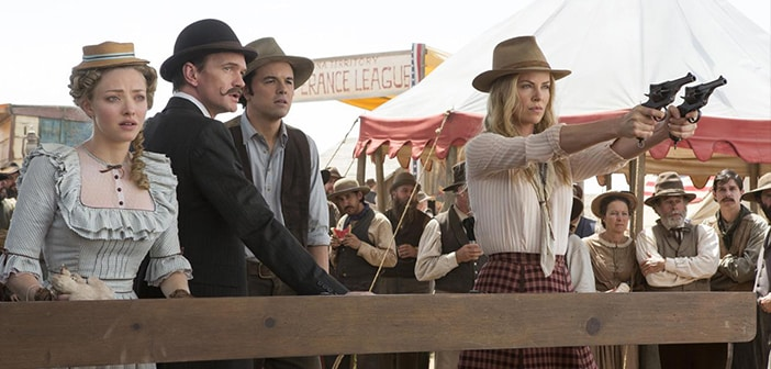 New Restricted Trailer & Poster - 'A Million Ways To Die In The West' - Universal Pictures 2