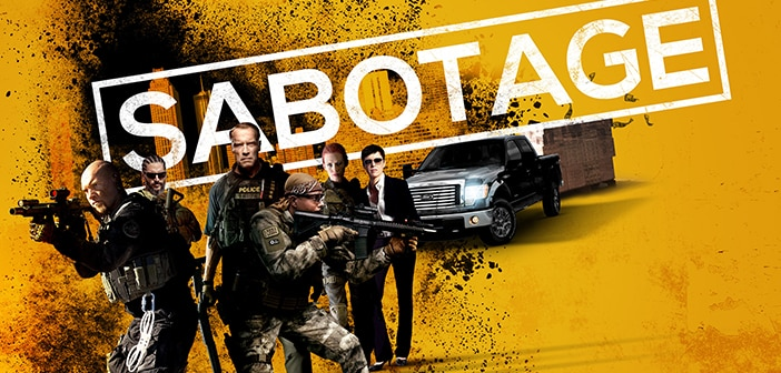 SABOTAGE (Blu-ray/DVD) - Available July 22, 2014 2