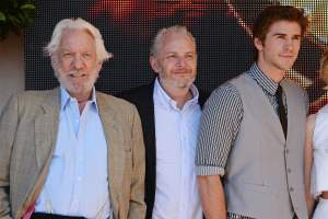 THE HUNGER GAMES: MOCKINGJAY - PART 1 Cannes Photo Call Stills 3