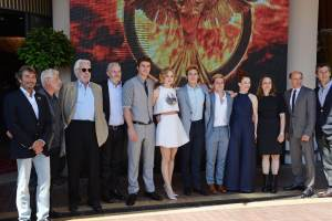 THE HUNGER GAMES: MOCKINGJAY - PART 1 Cannes Photo Call Stills 12