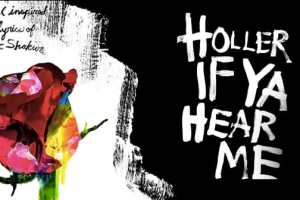 Listen In To Songs From The Tupac Musical, 'Holler If Ya Hear Me'