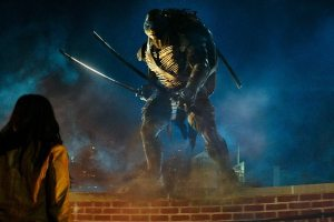 The Teenage Mutant Ninja Turtles takeover Austin, TX - New Images 2