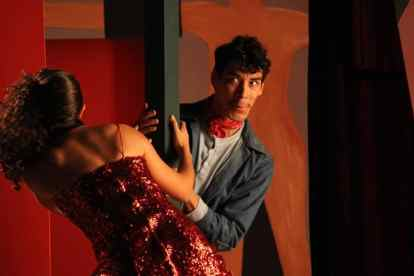 New CANTINFLAS Movie Trailer and Scene Images 7