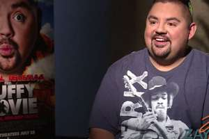 The Fluffy Movie - Gabriel Iglesias Interview - ZayZay.Com