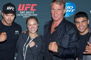 THE EXPENDABLES 3 / Ronda Rousey UFC Women's Bantamweight CHAMPION! 2