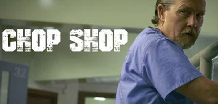 "Machinima's Premiering New Drama Series ""Chop Shop"" - Trailer"