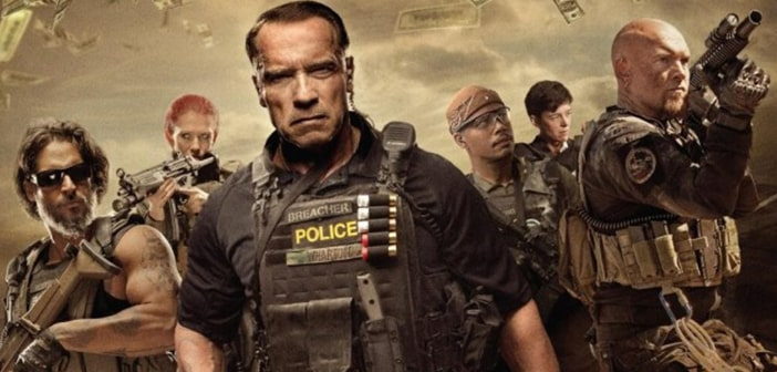 "SABOTAGE - DVD/BLU-RAY Movie ""Prize Pack"" Giveaway 2"