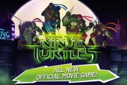 New TEENAGE MUTANT NINJA TURTLES Mobile Game - Available today! 3
