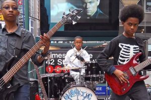 12 Year Olds Band Signs Million Dollar Recording Deal With SONY