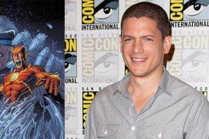 'The Flash' Calls  'Prison Break' star Wentworth Miller For Supervillian Role
