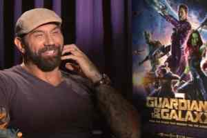 Guardians of the Galaxy - Dave Bautista Interview - ZayZay.Com