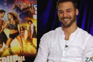 Ryan Guzman Interview - Step Up: All In - ZayZay.Com