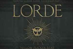 "LORDE Unveils New Single ""Yellow Flicker Beat"" From ""THE HUNGER GAMES: MOCKINGJAY – PART 1"" Soundtrack"