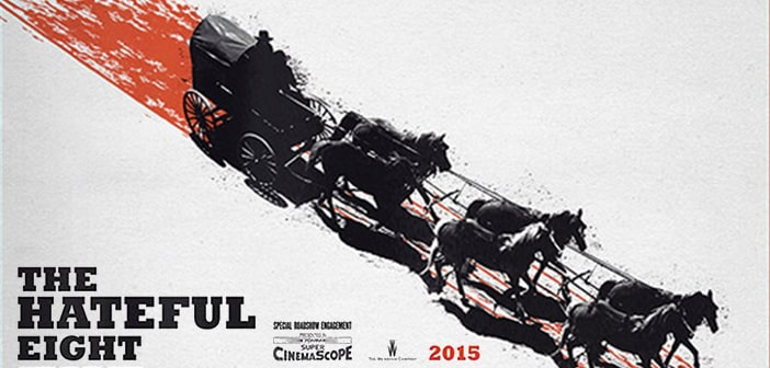 Quentin Tarantino To Begin Shooting 'The Hateful Eight' in December 2