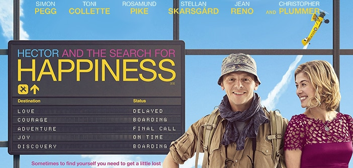 HECTOR AND THE SEARCH FOR HAPPINESS - VIP Screening Giveaway 2