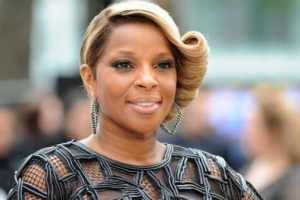 Mary J. Blige Calls In Local Talent To Help Work Upcoming 'The London Sessions' Album