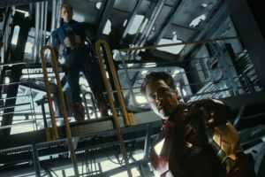 Iron Man As Caps' Adversary In Captain America 3
