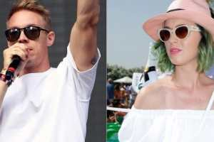The Reports are in: Close Source Says Katy Perry and Diplo Are Defintely Dating