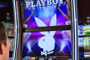 Superstar Pitbull Kicks Off Bally Technologies' Relationship with Playboy at Global Gaming Expo 3